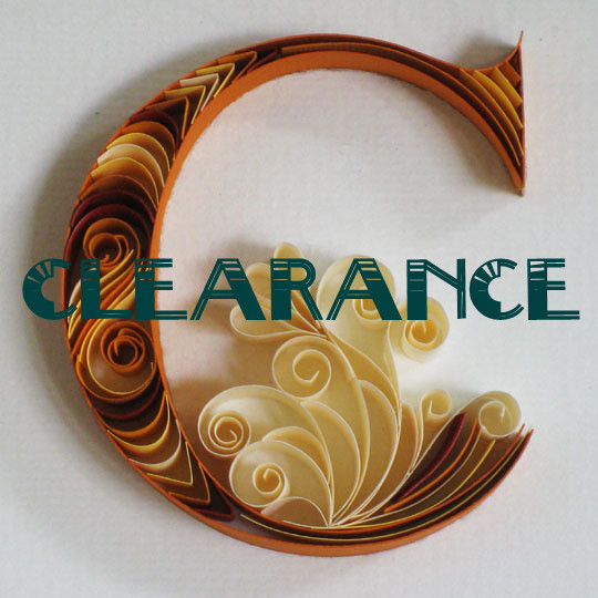 Clearance at $0.25-1