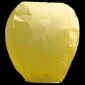 Tradition Flying Sky Lanterns-Yellow