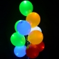 "10"" Led Flash Light Up Balloon (50 x 5 balloon)"
