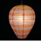 Egg Mix Stripe Paper Lantern