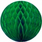 "12"" Grass Green Paper Honeycomb Lanterns"